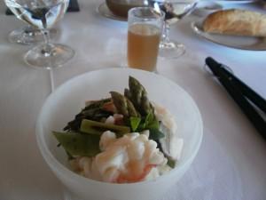 Distilled Lobster at Akelare