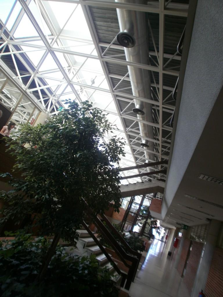 Engineering and Architecture building University of Navarro