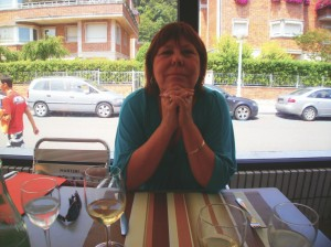 Lunch in San Sebastian Spain
