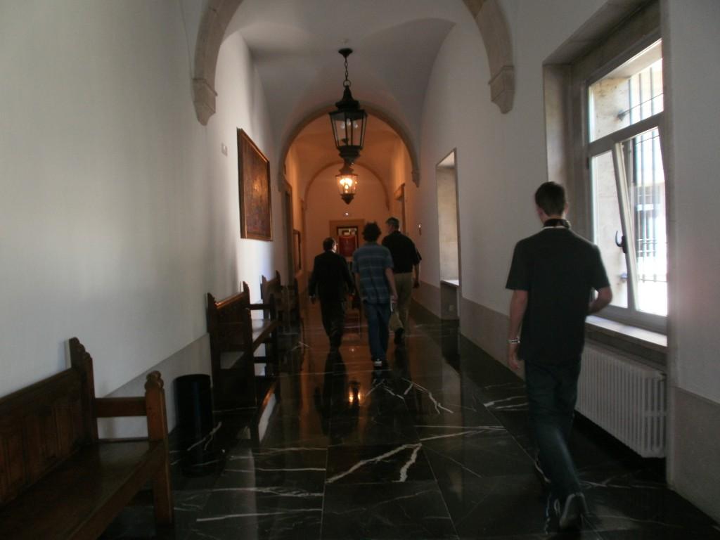 The Hallowed Halls University of Navarra